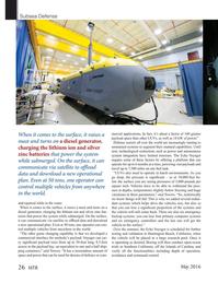 Marine Technology Magazine, page 26,  May 2016