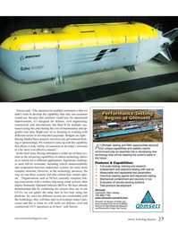 Marine Technology Magazine, page 27,  May 2016