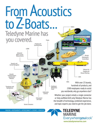 Marine Technology Magazine, page 1,  May 2016