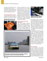Marine Technology Magazine, page 44,  May 2016