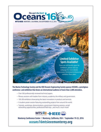 Marine Technology Magazine, page 46,  May 2016
