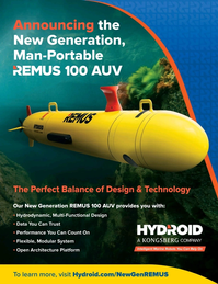 Marine Technology Magazine, page 3,  May 2016