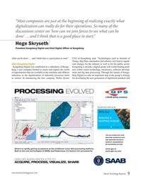 Marine Technology Magazine, page 9,  Jun 2016