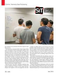Marine Technology Magazine, page 16,  Jun 2016