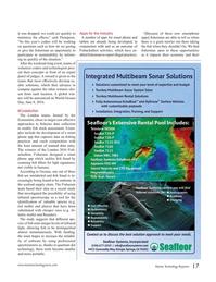 Marine Technology Magazine, page 17,  Jun 2016