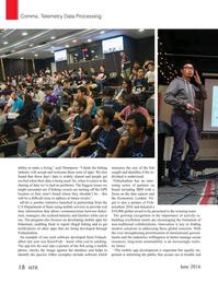 Marine Technology Magazine, page 18,  Jun 2016