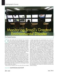 Marine Technology Magazine, page 20,  Jun 2016