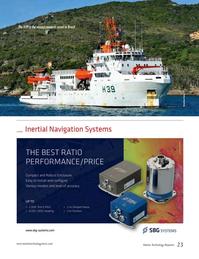Marine Technology Magazine, page 23,  Jun 2016