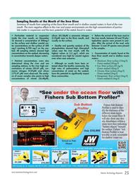 Marine Technology Magazine, page 25,  Jun 2016