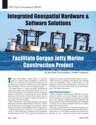 Marine Technology Magazine, page 26,  Jun 2016