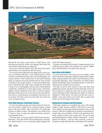 Marine Technology Magazine, page 28,  Jun 2016