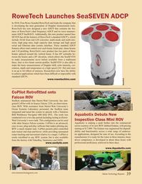 Marine Technology Magazine, page 39,  Jun 2016