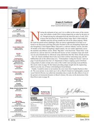 Marine Technology Magazine, page 4,  Jun 2016