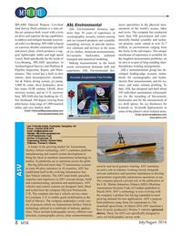 Marine Technology Magazine, page 8,  Jul 2016