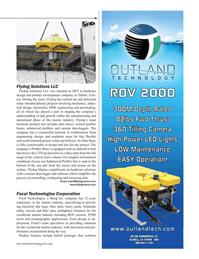 Marine Technology Magazine, page 19,  Jul 2016