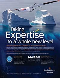 Marine Technology Magazine, page 1,  Jul 2016