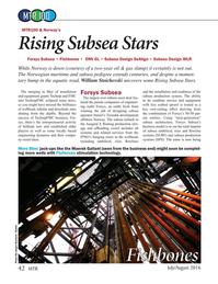 Marine Technology Magazine, page 42,  Jul 2016