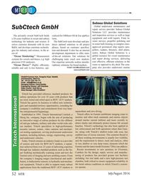 Marine Technology Magazine, page 52,  Jul 2016