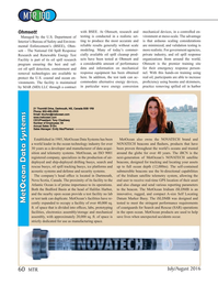Marine Technology Magazine, page 60,  Jul 2016