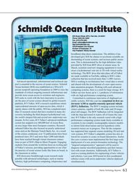 Marine Technology Magazine, page 63,  Jul 2016
