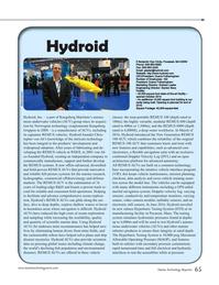 Marine Technology Magazine, page 65,  Jul 2016