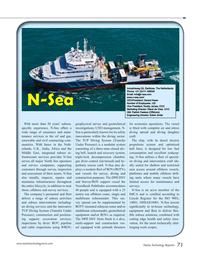 Marine Technology Magazine, page 71,  Jul 2016