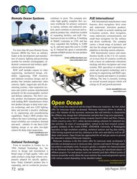 Marine Technology Magazine, page 72,  Jul 2016