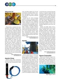 Marine Technology Magazine, page 6,  Jul 2016