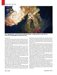 Marine Technology Magazine, page 10,  Sep 2016