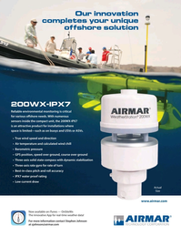 Marine Technology Magazine, page 11,  Sep 2016