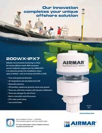 Marine Technology Magazine, page 11,  Sep 2016