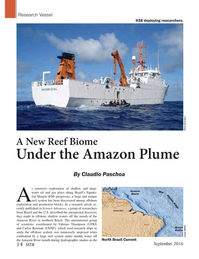 Marine Technology Magazine, page 14,  Sep 2016