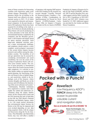 Marine Technology Magazine, page 17,  Sep 2016