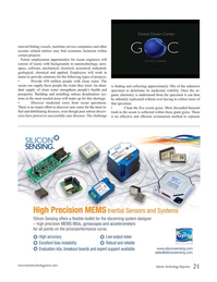 Marine Technology Magazine, page 21,  Sep 2016