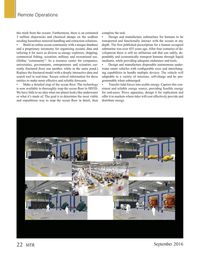 Marine Technology Magazine, page 22,  Sep 2016