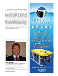 Marine Technology Magazine, page 23,  Sep 2016