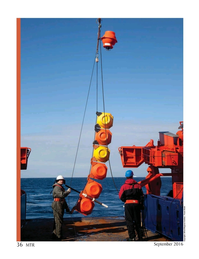 Marine Technology Magazine, page 36,  Sep 2016
