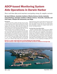 Marine Technology Magazine, page 40,  Sep 2016