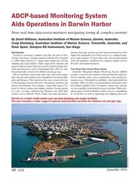 Marine Technology Magazine, page 40,  Sep 2016