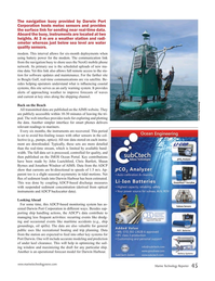 Marine Technology Magazine, page 45,  Sep 2016