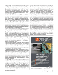 Marine Technology Magazine, page 47,  Sep 2016
