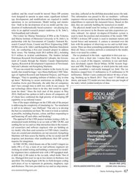Marine Technology Magazine, page 47,  Sep 2016