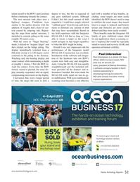Marine Technology Magazine, page 51,  Sep 2016