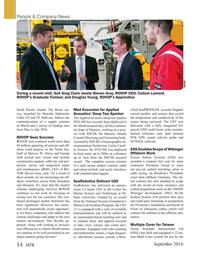 Marine Technology Magazine, page 54,  Sep 2016