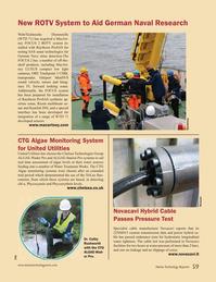 Marine Technology Magazine, page 59,  Sep 2016