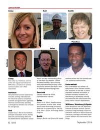 Marine Technology Magazine, page 6,  Sep 2016