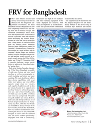 Marine Technology Magazine, page 15,  Oct 2016