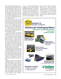 Marine Technology Magazine, page 17,  Oct 2016