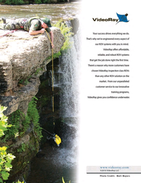 Marine Technology Magazine, page 2nd Cover,  Oct 2016