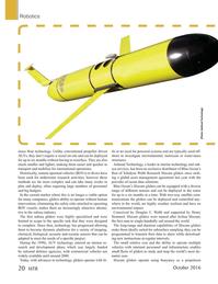 Marine Technology Magazine, page 20,  Oct 2016